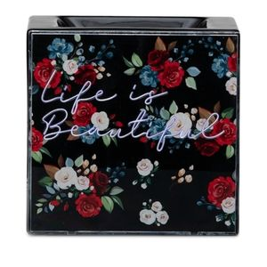 Life is beautiful Scentsy warmer